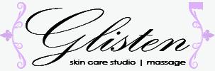Glisten Skin Care Studio Logo